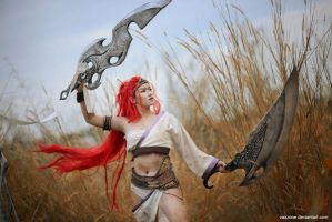 Heavenly Sword - Nariko 01 by vaxzone