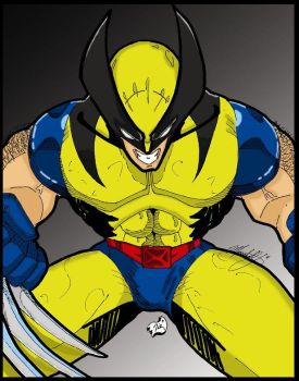 Wolverine X by Agent19XS