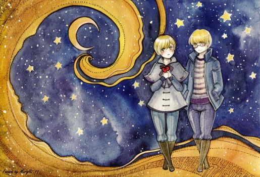 APH Stars by MaryIL
