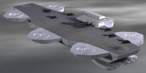 Omega 7 Helicarrier-V2-4 by Roguewing