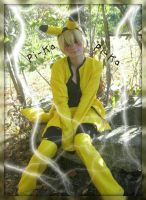 Pika Pika by SukerForTheCardGames