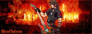 Squall Metal sig by TheMissingCloud