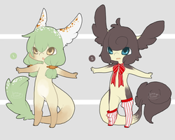 Sugar Babies ~ 19 (Closed) by LunarAdopts