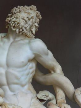 Laocoon- The Tragic Priest by xxlifeinwordsxx