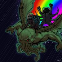 You Me And Cthulhu by azimuth-oakes