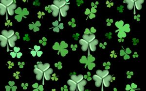 ST.PATTYS DAY FLOWERS by Paullus23