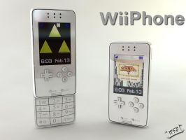 Wii Phone by Marty--McFly