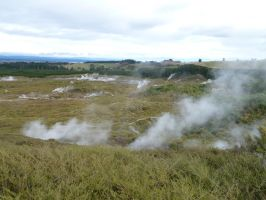 Geothermal Area 18 by raindroppe