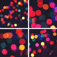 Bokeh Madness by CocoaTheMonkey