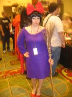 Anime Vegas Kiki's delivery service by Demon-Lord-Cosplay
