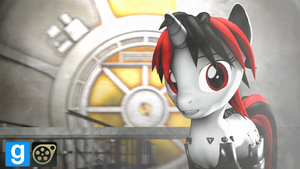 Fallout Equestria - Blackjack (New Mane) [DL] by WhiteSkyPony