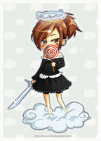 My Gaia avi by CplSquee