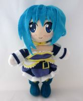 Sayaka Plush by Nikicus