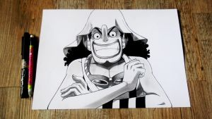 Usopp by SaraDraw