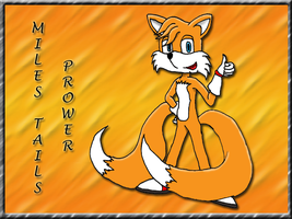 Miles Tails Prower by AlopexVelox