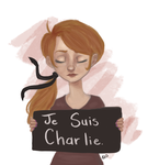 Je suis Charlie by paradeofzombies