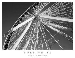 Pure White by cezars