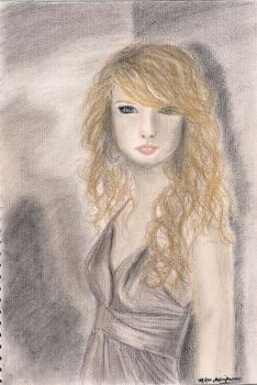 Taylor Swift Fearless by SpencerGirl