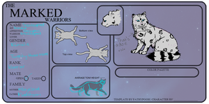 . Snowleopard . Warrior of WindClan by Envystar