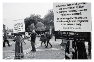 UN Day for the Eradication of Poverty 7 by PicTd