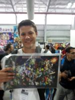 NYCC 2014 Pic 5 by StamayoStudio