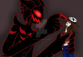 Creepypasta: Her Fate...has been Sealed by darkangel6021