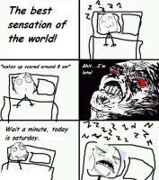 The best sensation of the world! by ManatheDMG