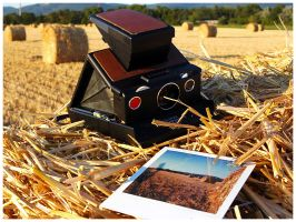Polaroid SX-70 Land Camera by Fox82