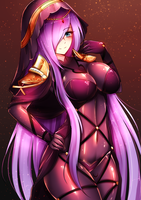 Kuro Cosplays: Scathach F/GO by dirtykuro