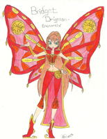 Bridget's Timefairy Transformation  Winx/Dr Who OC by 10thdoctorspiritclub