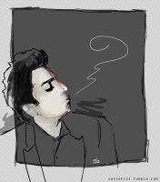 Jo Calderone, Lady Gaga by superfizz