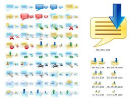 Messenger Icons for Vista by richardkingempire