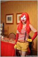 Mrs. McDonald by CosplayerWithCamera