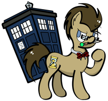 Time Lord by dashieHD