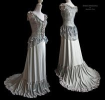 Dress Angelic silver, Somnia Romantica by M. Turin by SomniaRomantica