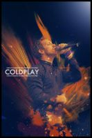 Coldplay- Chris Martin by EeEssKay