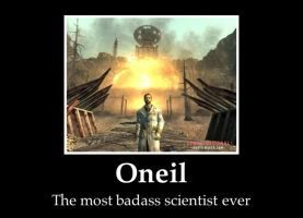 Oneil poster by Dr-J33