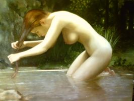 MUSE in the river by degas74