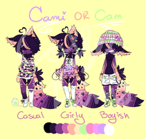 Cami Reference by CoffeeBuns