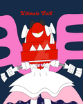 MxlsXPMMM - Vulk as Ultimate Madoka by worldofcaitlyn