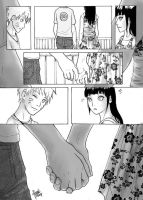 NaruHina: Hands by rainbowhamsters