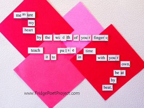 The Daily Magnet #262 by FridgePoetProject