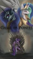 Game of ponies by Ardail
