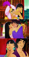 Aladdin/Chel by gating