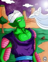 Piccolo-san by Trunks777