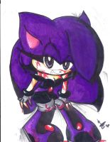 C: Moondance the Hedgehog by Lilymint7