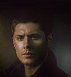 Dean Winchester by Blakravell