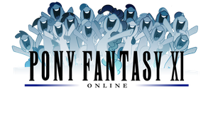 Pony Fantasy XI Logo by TheAuthorGl1m0