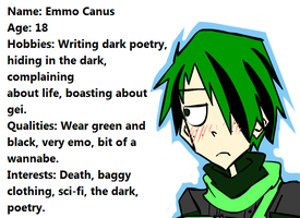 Emmo Bio by Krooked-Glasses