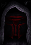 Lord Revan, 5th Time using Tablet by DanFry11